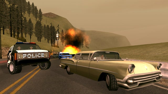 GTA San Andreas on your smartphone and tablet
