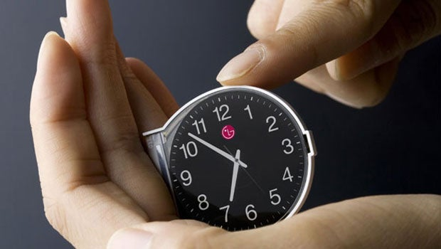 New LG smartwatches