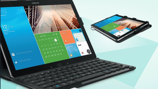 samsung galaxy note pro keyboard case