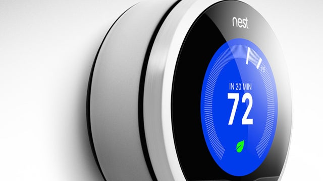 Nest Protect - smart thermostat