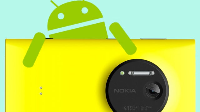 Nokia Android phone