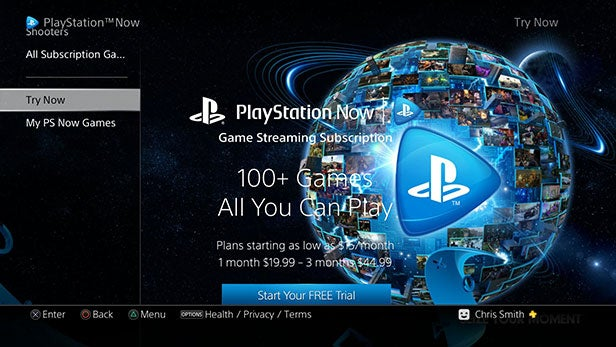 PlayStation Now Review | Trusted Reviews