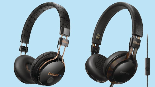 Philips Citiscape Foldie and Frames headphones