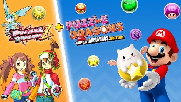 Puzzle & Dragons Z + Puzzle & Dragons: Super Mario Bros Edition