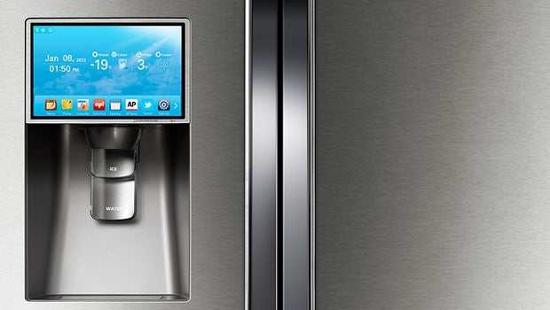 Samsung connected appliances