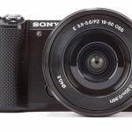 Sony A5000 18