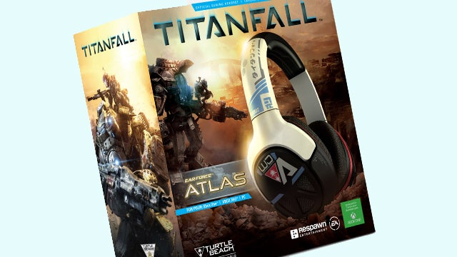 Turtle Beach Titanfall headset