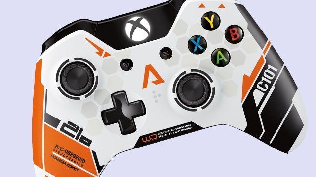 Limited Edition Titanfall Xbox One Wireless Controller