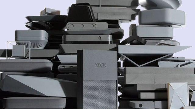 Xbox One prototype