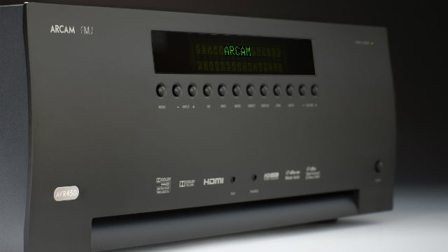 Arcam AVR450 Review   Trusted Reviews