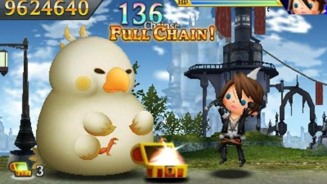 theatrythm Final Fantasy