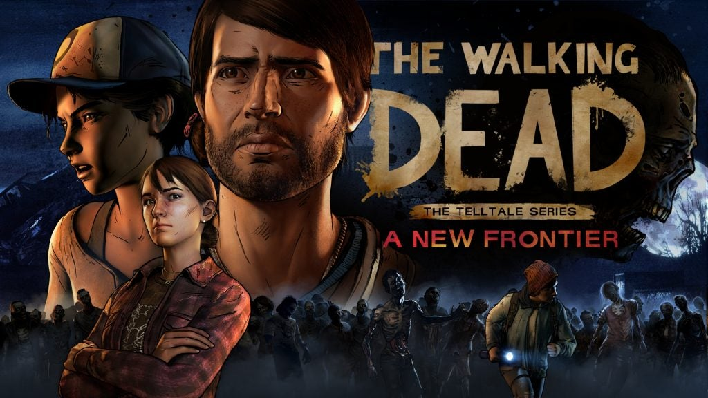 Image result for the walking dead a new frontier