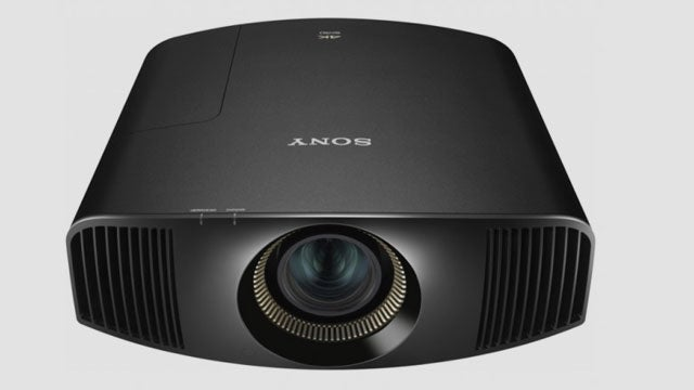 Xbox One Only Runs 720p Projector