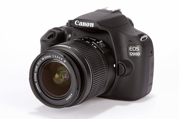 Canon Eos 1200d Review Trusted Reviews