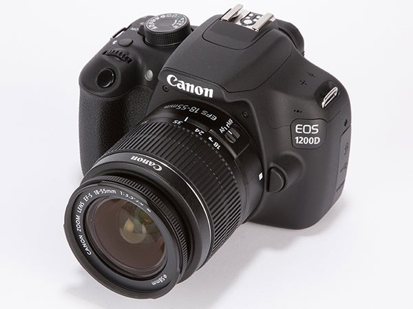 Canon EOS 1200D Review | Trusted Reviews