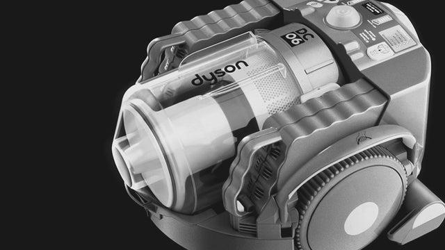 Dyson DC06 robot vacuum cleaner