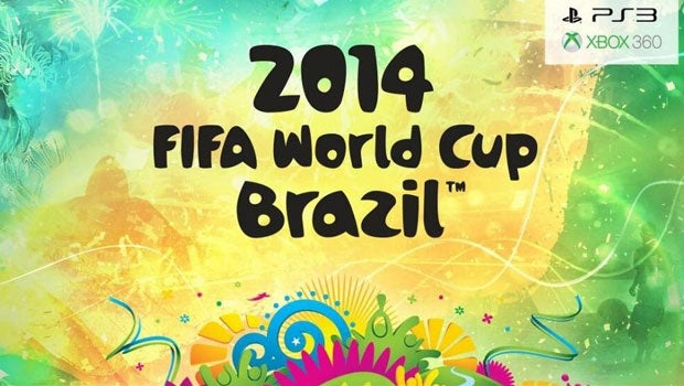 EA 2014 FIFA World Cup game