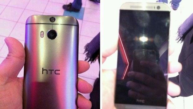 HTC One 2 leaks