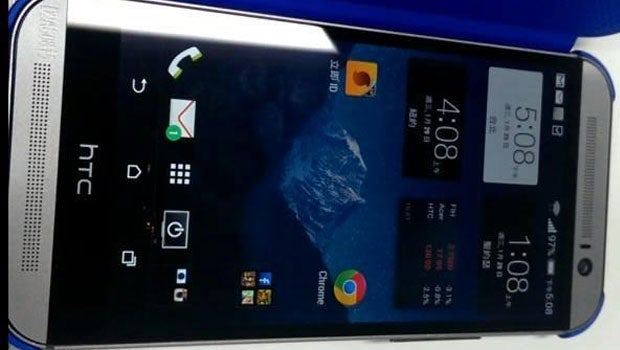 HTC One 2 leaks