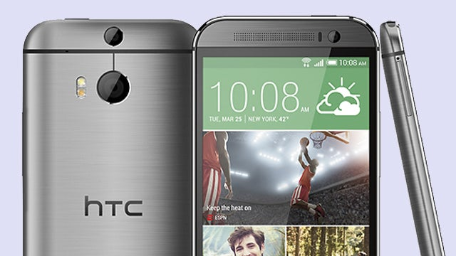 HTC One 2 in grey