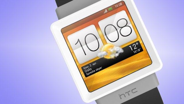 HTC smartwatch concept