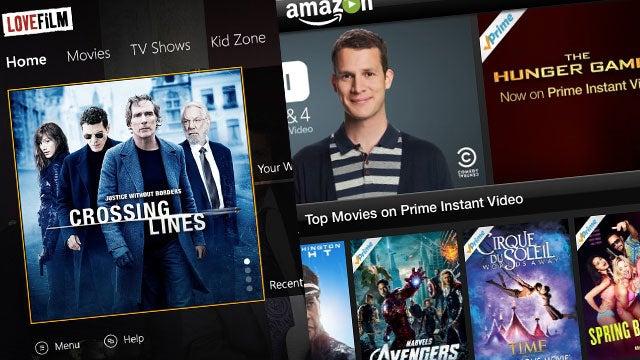 Lovefilm Instant vs Amazon Prime Instant Video