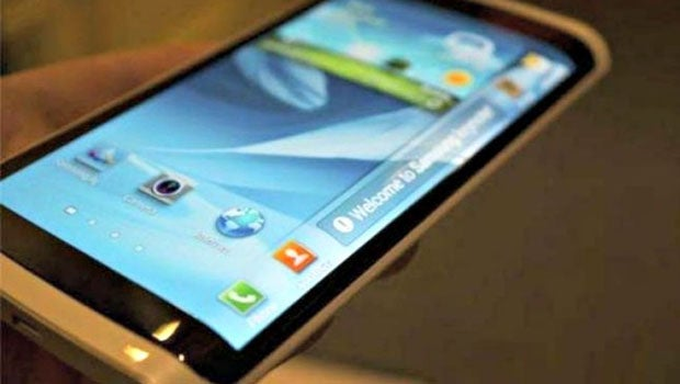 Samsung to launch Galaxy phone with a three-sided display | Trusted Reviews