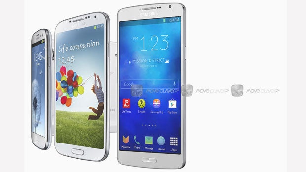 Samsung Galaxy S5 Render