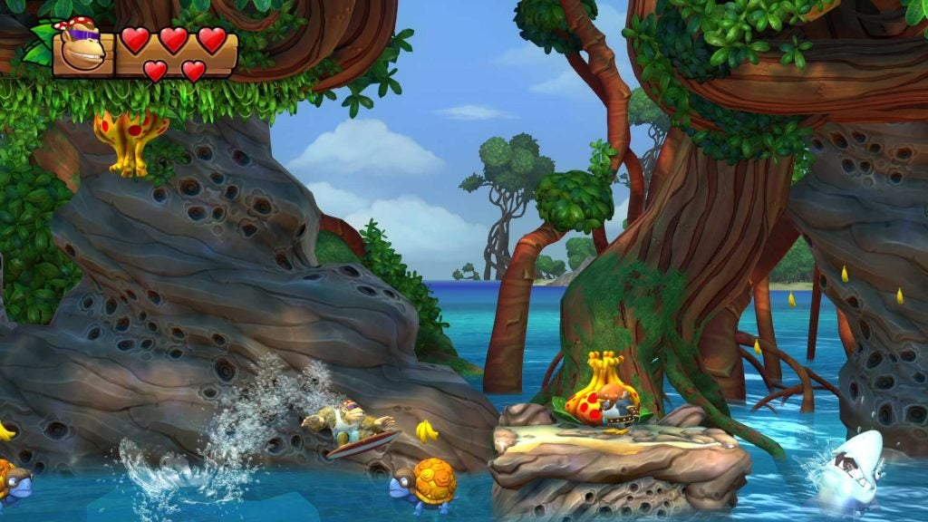 donkey kong country tropical freeze hard mode dixie
