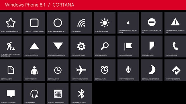 Windows Phone 8.1 Cortana features
