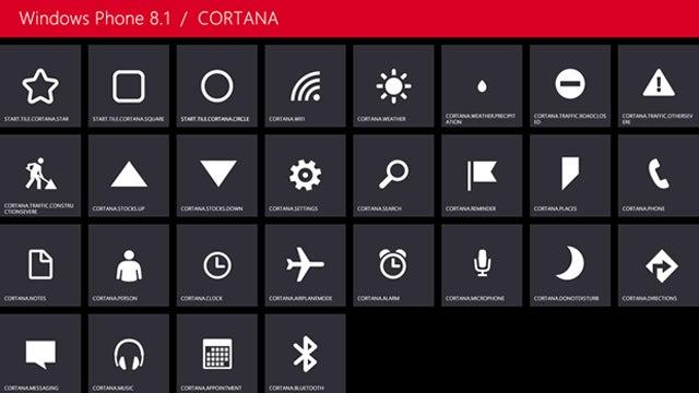 Windows Phone 8.1 Cortana features