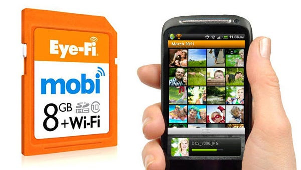 Eyefi Mobi App >> Eye Fi Mobi Review Trusted Reviews