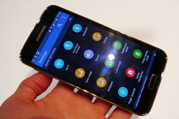 Samsung Galaxy S5 Review   Trusted Reviews
