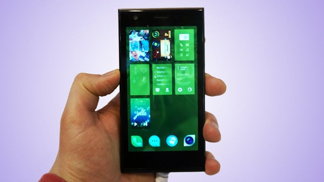 Jolla Phone Review | Trusted Reviews