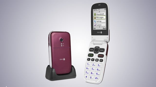 Doro Phoneeasy 621 Review Trusted Reviews