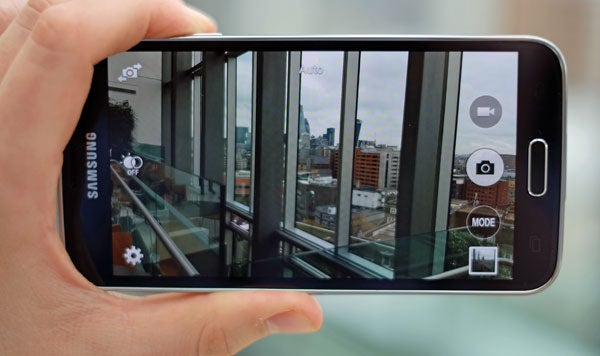Samsung Galaxy S5 – Camera App and Modes Review | Trusted Reviews