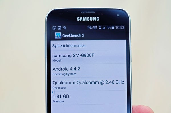 Samsung Galaxy S5 Review | Trusted Reviews