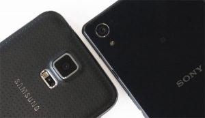 Xperia Z2 vs Galaxy S5 13
