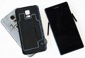 Xperia Z2 vs Galaxy S5 12