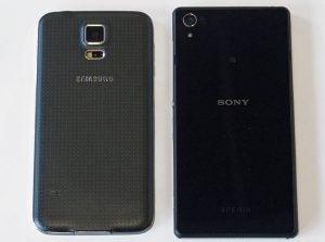 Xperia Z2 vs Galaxy S5 14