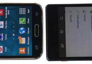Xperia Z2 vs Galaxy S5 6