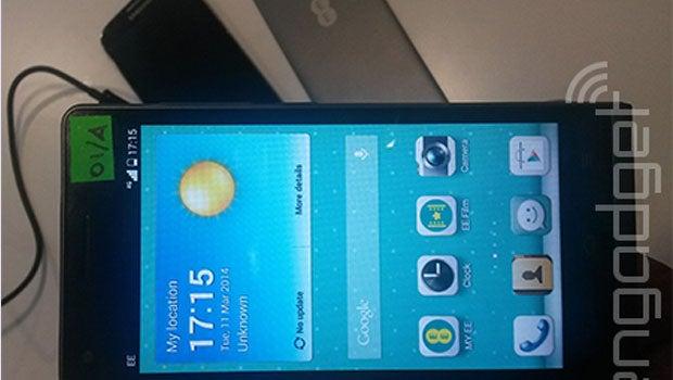 EE 4G phone