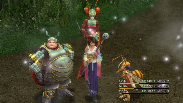 Final Fantasy X/X-2 HD Remaster Review | Trusted Reviews