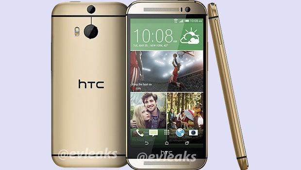 HTC One M8 leak