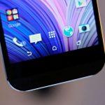 HTC One M8 screen