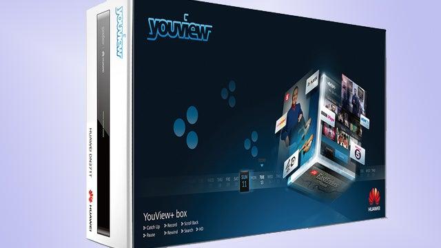 Huawei YouView+ DN371T set top box