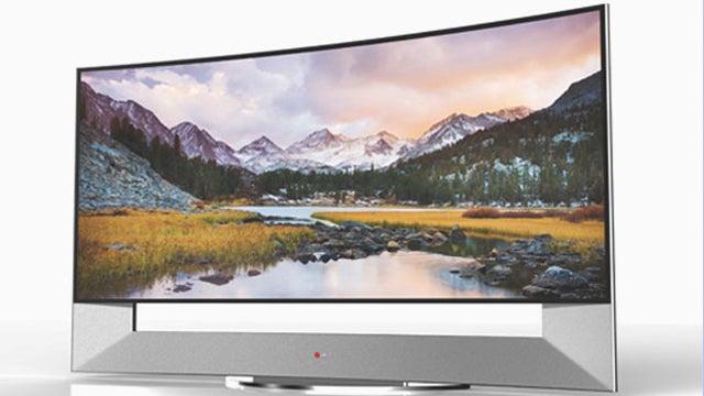 LG 105-inch UHD TV