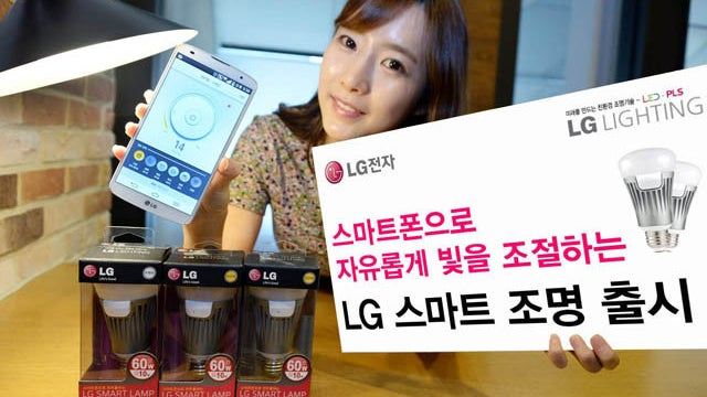 LG Smart Light Bulb