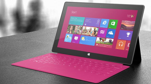 Microsoft could 'change the tablet game', Three predicts | Trusted Reviews