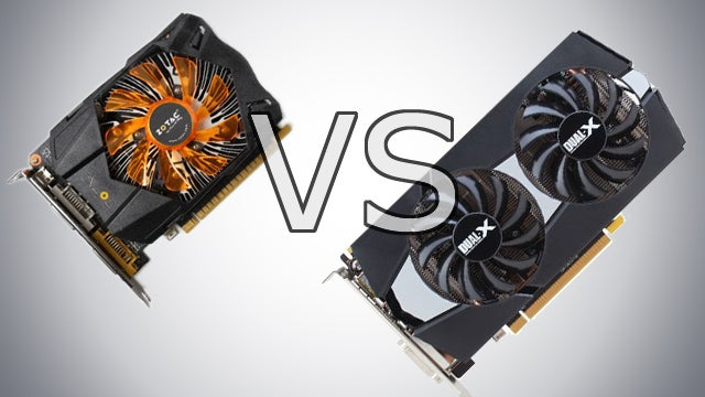 Radeon R7 265 vs GeForce GTX 750 Ti 10